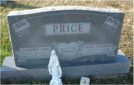 PRICE, CLARENCE FRED - Fairfield County, Ohio | CLARENCE FRED PRICE - Ohio Gravestone Photos