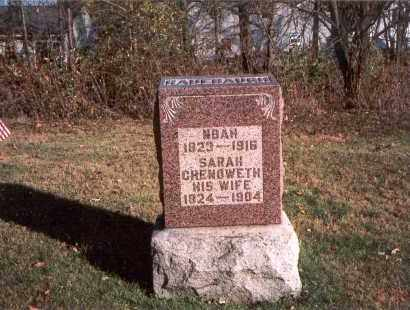 RADEBAUGH, NOAH - Fairfield County, Ohio | NOAH RADEBAUGH - Ohio Gravestone Photos