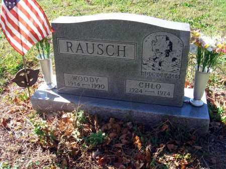 RAUSCH, CHLO - Fairfield County, Ohio | CHLO RAUSCH - Ohio Gravestone Photos