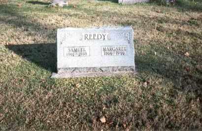REEDY, SAMUEL - Fairfield County, Ohio | SAMUEL REEDY - Ohio Gravestone Photos