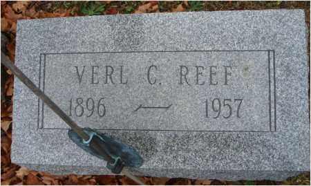 REEF, VERL C. - Fairfield County, Ohio | VERL C. REEF - Ohio Gravestone Photos