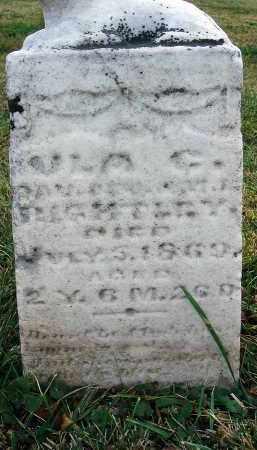 RIGHTLEY, ULA C. - Fairfield County, Ohio | ULA C. RIGHTLEY - Ohio Gravestone Photos