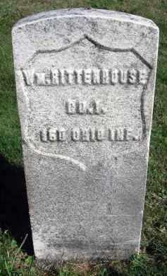 RITTENHOUSE, WILLIAM - Fairfield County, Ohio | WILLIAM RITTENHOUSE - Ohio Gravestone Photos