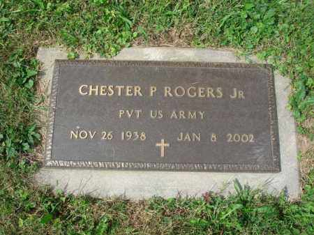 ROGERS, CHESTER P. - Fairfield County, Ohio | CHESTER P. ROGERS - Ohio Gravestone Photos
