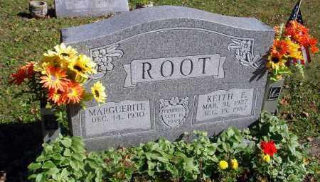 ROOT, KEITH E. - Fairfield County, Ohio   KEITH E. ROOT - Ohio Gravestone Photos