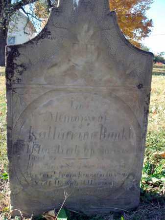 RUNKLE, KATHARINE - Fairfield County, Ohio | KATHARINE RUNKLE - Ohio Gravestone Photos