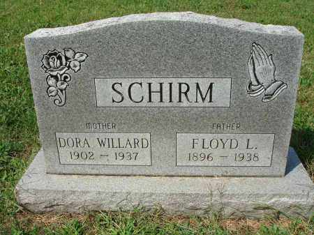 SCHIRM, DORA - Fairfield County, Ohio | DORA SCHIRM - Ohio Gravestone Photos