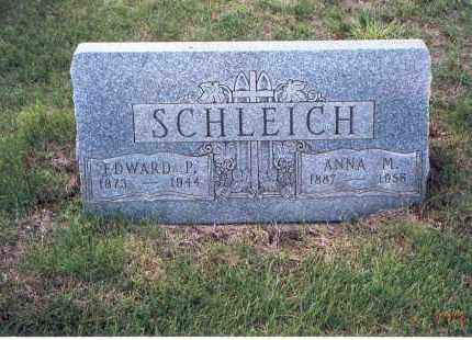 SCHLEICH, ANNA M. - Fairfield County, Ohio | ANNA M. SCHLEICH - Ohio Gravestone Photos