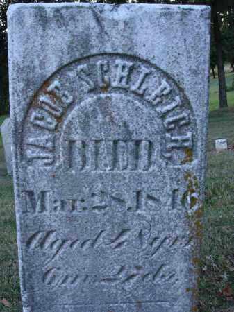 SCHLEICH, JACOB - Fairfield County, Ohio | JACOB SCHLEICH - Ohio Gravestone Photos