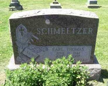 SCHMELTZER, EARL THOMAS - Fairfield County, Ohio | EARL THOMAS SCHMELTZER - Ohio Gravestone Photos