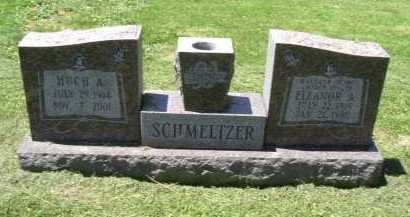 SCHMELTZER, ELEANOR A. - Fairfield County, Ohio | ELEANOR A. SCHMELTZER - Ohio Gravestone Photos