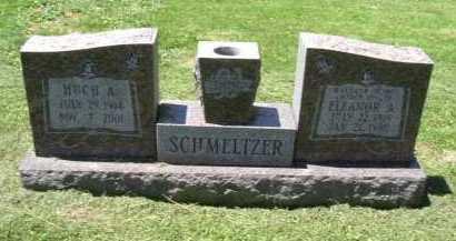 SCHMELTZER, HUGH A. - Fairfield County, Ohio   HUGH A. SCHMELTZER - Ohio Gravestone Photos