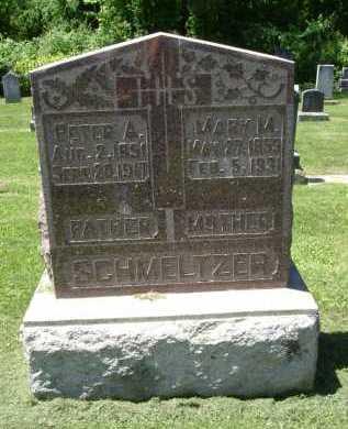 SCHMELTZER, MARY M. - Fairfield County, Ohio | MARY M. SCHMELTZER - Ohio Gravestone Photos