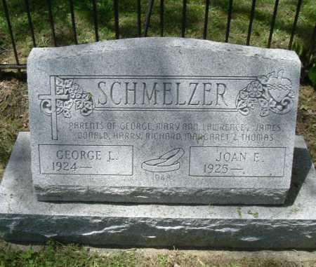 SCHMELZER, JOAN E. - Fairfield County, Ohio | JOAN E. SCHMELZER - Ohio Gravestone Photos