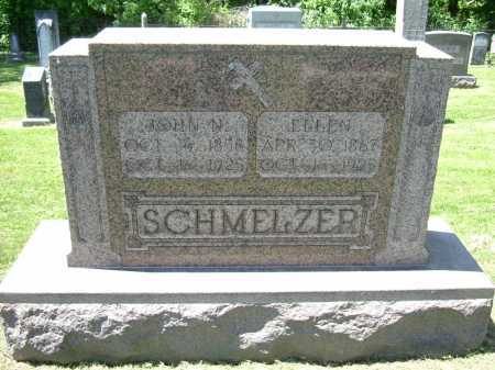 SCHMELZER, ELLEN - Fairfield County, Ohio | ELLEN SCHMELZER - Ohio Gravestone Photos