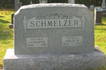 SCHMELZER, CATHERINE - Fairfield County, Ohio | CATHERINE SCHMELZER - Ohio Gravestone Photos