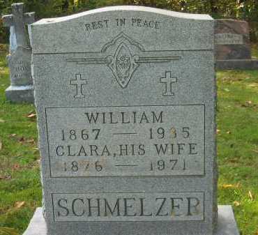 SCHMELZER, WILLIAM - Fairfield County, Ohio | WILLIAM SCHMELZER - Ohio Gravestone Photos