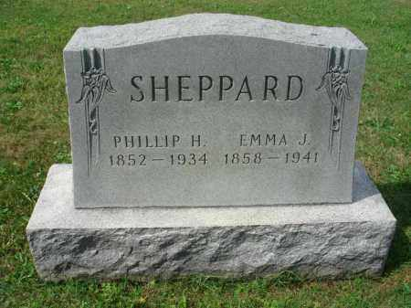 SHEPPARD, EMMA J. - Fairfield County, Ohio | EMMA J. SHEPPARD - Ohio Gravestone Photos