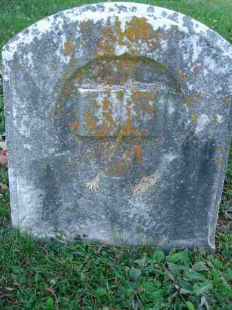 SHOUP, HENRY - Fairfield County, Ohio | HENRY SHOUP - Ohio Gravestone Photos