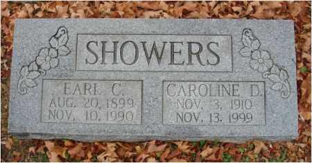 SHOWERS, CAROLINE D. - Fairfield County, Ohio | CAROLINE D. SHOWERS - Ohio Gravestone Photos