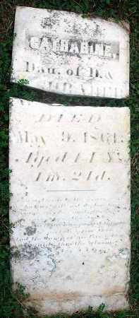 SHRADER, CATHARINE - Fairfield County, Ohio   CATHARINE SHRADER - Ohio Gravestone Photos