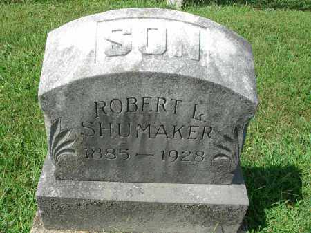 SHUMAKER, ROBERT L. - Fairfield County, Ohio | ROBERT L. SHUMAKER - Ohio Gravestone Photos
