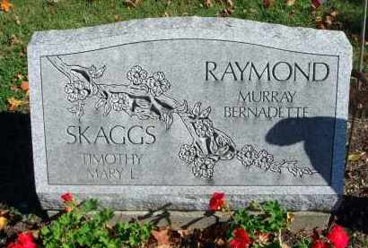 SKAGGS, TIMOTHY - Fairfield County, Ohio | TIMOTHY SKAGGS - Ohio Gravestone Photos