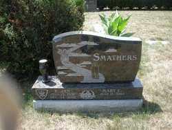 SMATHERS, EDWIN 'JAN' - Fairfield County, Ohio   EDWIN 'JAN' SMATHERS - Ohio Gravestone Photos