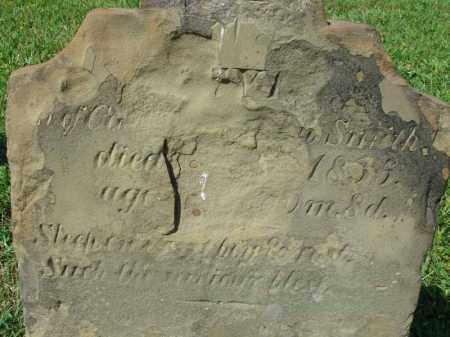 SMITH, ? - Fairfield County, Ohio   ? SMITH - Ohio Gravestone Photos
