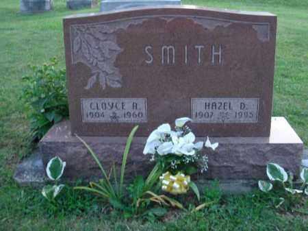 SMITH, HAZEL D. - Fairfield County, Ohio   HAZEL D. SMITH - Ohio Gravestone Photos