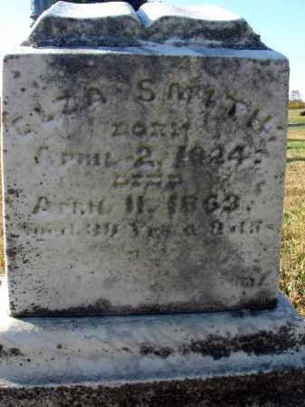 SMITH, ELZA - Fairfield County, Ohio   ELZA SMITH - Ohio Gravestone Photos