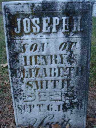 SMITH, JOSEPH N. - Fairfield County, Ohio | JOSEPH N. SMITH - Ohio Gravestone Photos
