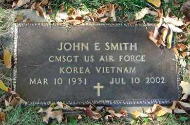 SMITH, JOHN E. - Fairfield County, Ohio | JOHN E. SMITH - Ohio Gravestone Photos