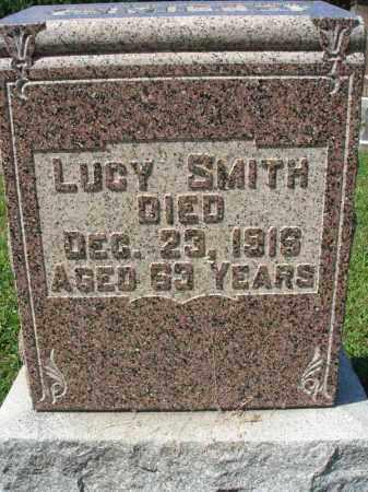 SMITH, LUCY - Fairfield County, Ohio | LUCY SMITH - Ohio Gravestone Photos