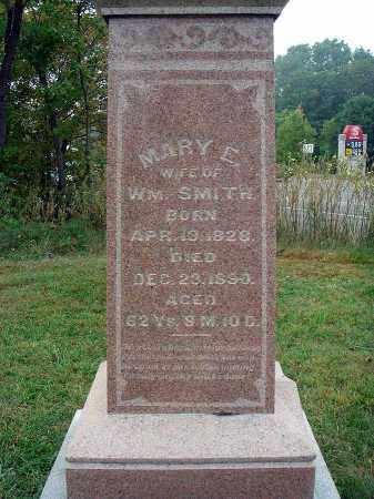 SMITH, MARY E. - Fairfield County, Ohio | MARY E. SMITH - Ohio Gravestone Photos