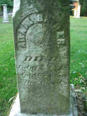 SNYDER, ADAM - Fairfield County, Ohio | ADAM SNYDER - Ohio Gravestone Photos