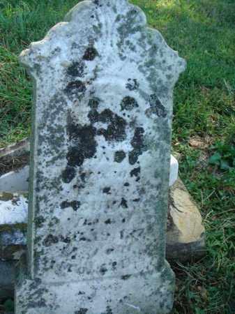 SPITLER?, ? - Fairfield County, Ohio | ? SPITLER? - Ohio Gravestone Photos
