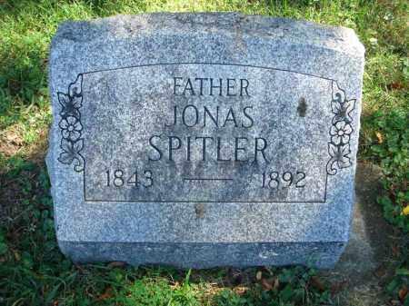 SPITLER, JONAS - Fairfield County, Ohio   JONAS SPITLER - Ohio Gravestone Photos