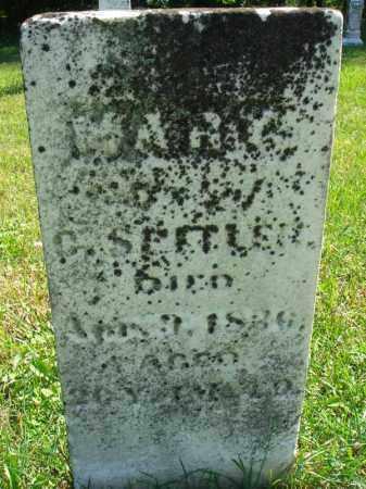 SPITLER, MARY - Fairfield County, Ohio | MARY SPITLER - Ohio Gravestone Photos