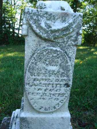 SPITLER, REBECCA? - Fairfield County, Ohio | REBECCA? SPITLER - Ohio Gravestone Photos