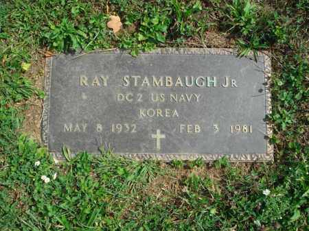 STAMBAUGH, RAY - Fairfield County, Ohio   RAY STAMBAUGH - Ohio Gravestone Photos