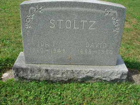 STOLTZ, DAVID - Fairfield County, Ohio | DAVID STOLTZ - Ohio Gravestone Photos