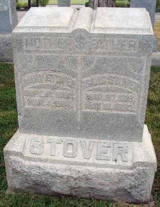 STOVER, ISAAC - Fairfield County, Ohio   ISAAC STOVER - Ohio Gravestone Photos