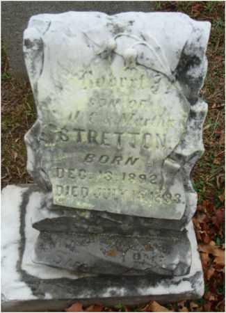 STRETTON, ROBERT F. - Fairfield County, Ohio | ROBERT F. STRETTON - Ohio Gravestone Photos