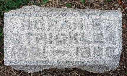 STRICKLER, NORAH E. - Fairfield County, Ohio | NORAH E. STRICKLER - Ohio Gravestone Photos