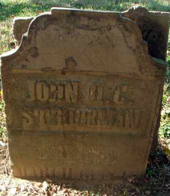 STRUCKMAN, JOHN HENRY C. - Fairfield County, Ohio | JOHN HENRY C. STRUCKMAN - Ohio Gravestone Photos