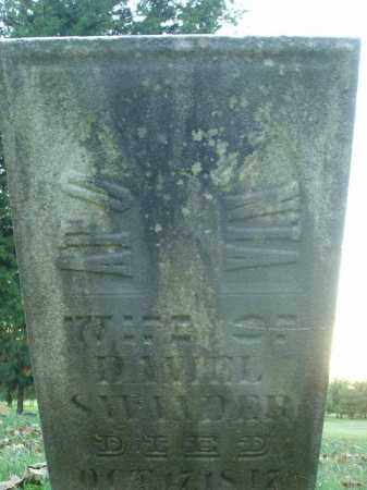 SWANDER, APOLLONIA - Fairfield County, Ohio | APOLLONIA SWANDER - Ohio Gravestone Photos