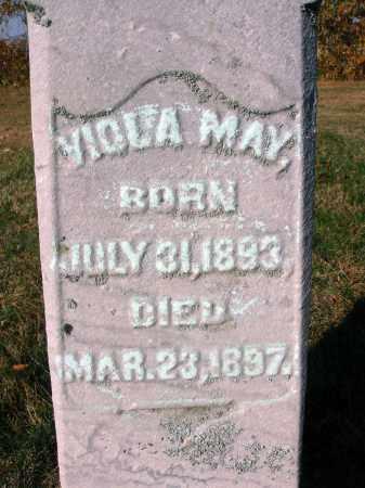 SWOPE, VIOLA MAY - Fairfield County, Ohio | VIOLA MAY SWOPE - Ohio Gravestone Photos