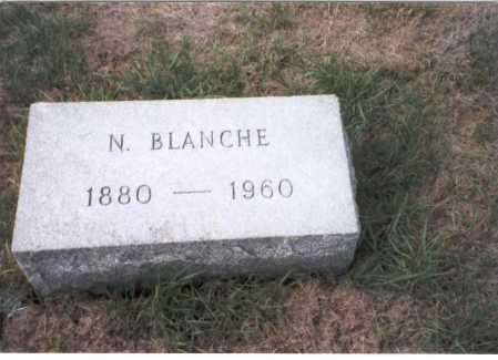 TAYLOR, N. BLANCHE - Fairfield County, Ohio | N. BLANCHE TAYLOR - Ohio Gravestone Photos