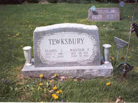 TEWKSBURY, GLADYS L. - Fairfield County, Ohio | GLADYS L. TEWKSBURY - Ohio Gravestone Photos